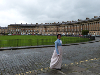 In the footsteps of Jane Austen in Bath